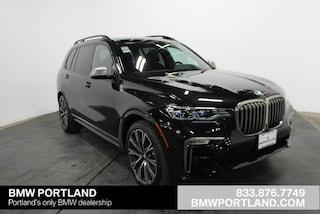 New 2021 BMW X7 M50i SUV Portland, OR