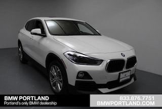 Certified Pre-Owned 2018 BMW X2 Sports Activity Coupe xDrive28i Portland, OR