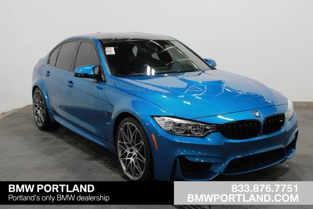 2017 BMW M3 Car