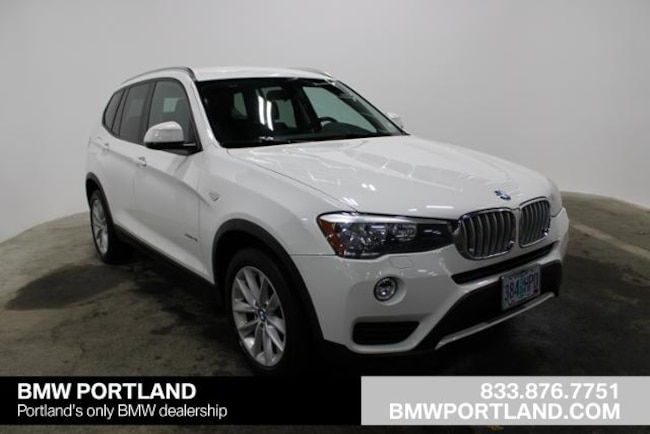 Pre Owned 2015 Bmw X3 Awd 4dr Xdrive28i Sport Utility Alpine