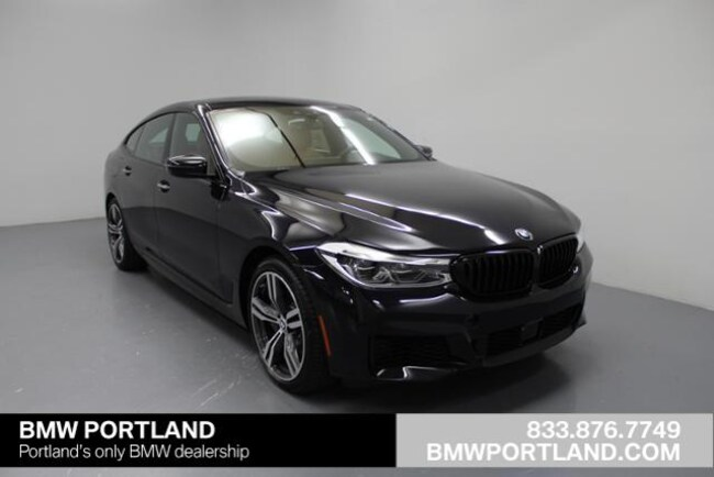 New 2018 BMW 6 Series 640i Xdrive Gran Turismo Car Portland, OR