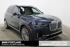 New BMW X7 2019 BMW X7 xDrive50i Sports Activity Vehicle Sport Utility for sale in Portland, OR