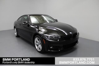 Certified Pre-Owned 2019 BMW 4 Series Car 430i Xdrive Coupe Portland, OR