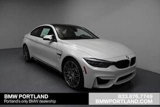 New 2018 BMW M4 Coupe Car Portland, OR