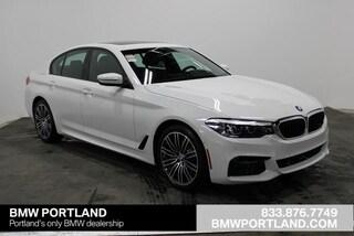 New 2020 BMW 540i xDrive Sedan Portland, OR