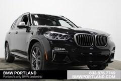 2019 BMW X3 M40i Sports Activity Vehicle Sport Utility Portland, OR