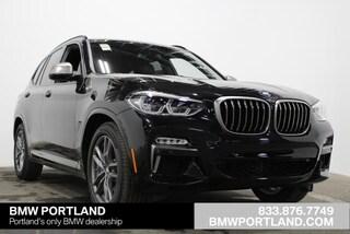 New 2019 BMW X3 M40i Sports Activity Vehicle Sport Utility Portland, OR
