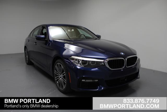 2018 BMW 5 Series 530e iPerformance Plug-In Hybrid Car