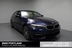 New BMW 5 Series 2018 BMW 5 Series 530e iPerformance Plug-In Hybrid Car in Portland, OR
