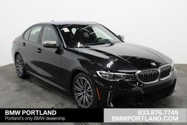 New 2020 BMW 3 Series M340i Sedan Car Portland, OR