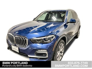 New 2021 BMW X5 xDrive40i SAV Portland, OR