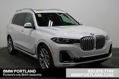 New BMW X7 2019 BMW X7 xDrive40i Sports Activity Vehicle Sport Utility for sale in Portland, OR