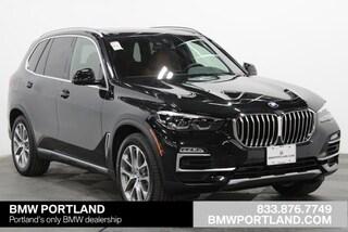New 2019 BMW X5 xDrive40i Sports Activity Vehicle Sport Utility Portland, OR
