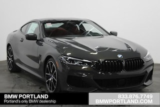 New 2021 BMW M850i xDrive Coupe Portland, OR