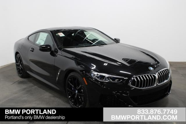 New 2020 BMW 8 Series 840i xDrive Coupe Car Portland, OR