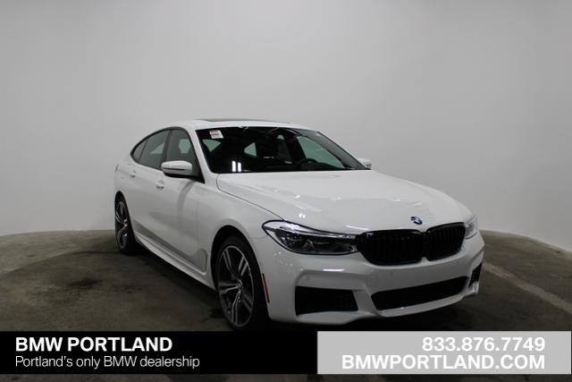 2019 BMW 6 Series 640i xDrive Gran Turismo Car
