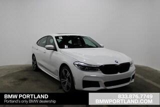 New 2019 BMW 6 Series 640i xDrive Gran Turismo Car Portland, OR