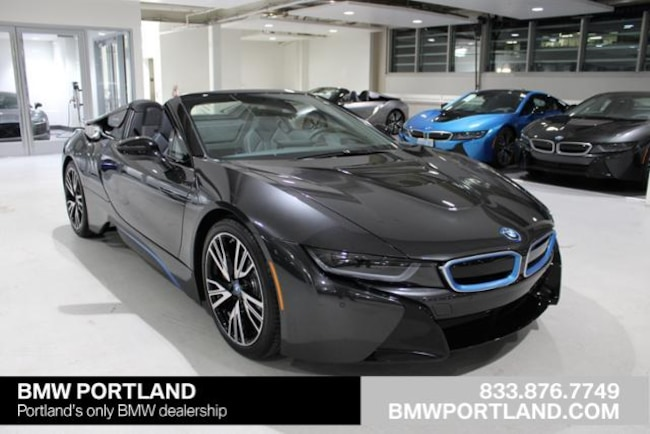 New 2019 Bmw I8 Convertible Roadster Sophisto Gray Metallic W Bmw I