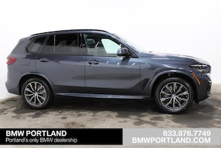 New 2019 BMW X5 xDrive50i Sports Activity Vehicle Sport Utility Portland, OR