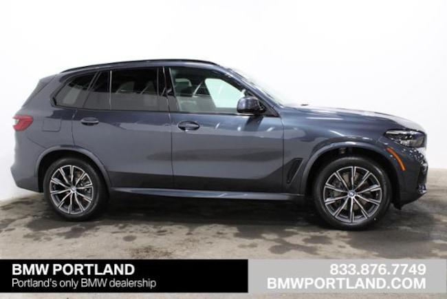 New 2019 BMW X5 xDrive50i Sports Activity Vehicle Sport Utility Portland, OR