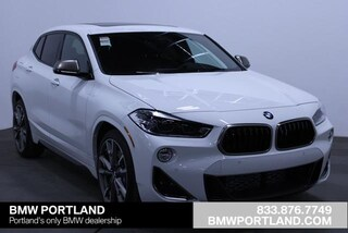 New 2020 BMW X2 M35i Sports Activity Vehicle Sport Utility for sale in Portland, OR
