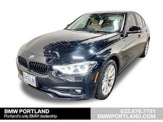 Used 2018 BMW 320i Sedan xDrive in Portland, OR