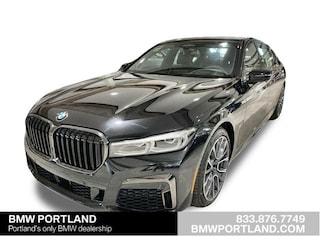 New 2022 BMW 740i xDrive Sedan for sale in Portland, OR