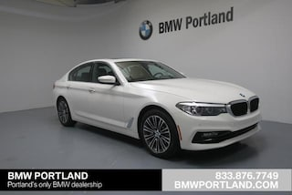 New 2018 BMW 5 Series 540i Xdrive Sedan Car Portland, OR