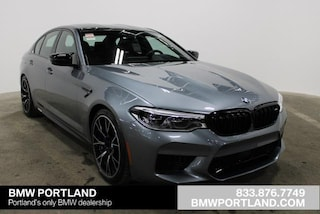 New 2019 BMW M5 Competition Sedan Car Portland, OR