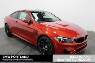 New 2020 BMW M4 Coupe Car Portland, OR
