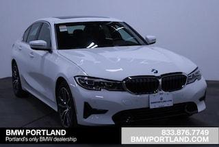 New 2020 BMW 330i 330i Sedan North America Sedan for sale in Portland, OR