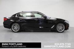 New BMW 5 Series 2018 BMW 530e xDrive iPerformance Sedan in Portland, OR