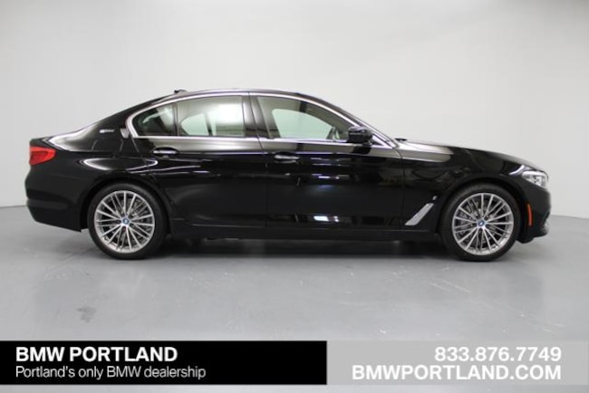 New 2018 BMW 5 Series 530e xDrive iPerformance Plug-In Hy Car Portland, OR
