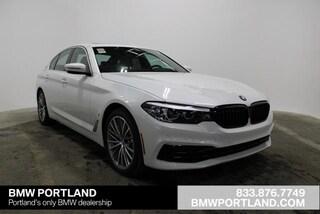 New 2019 BMW 5 Series 530e iPerformance Plug-In Hybrid Car Portland, OR