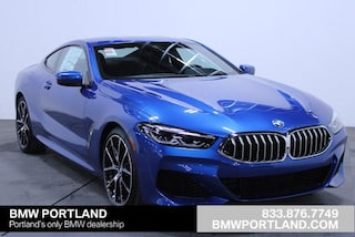 New 2020 BMW 840i xDrive Coupe Portland, OR