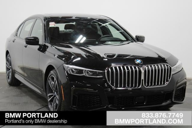 New 2020 BMW 7 Series 750i xDrive Sedan Car Portland, OR