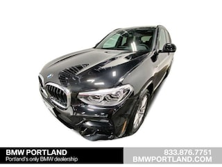 Certified Pre-Owned 2021 BMW X3 SAV xDrive30i Portland, OR