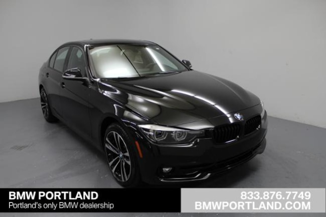 New 2018 BMW 3 Series 328d xDrive Sedan Car Portland, OR