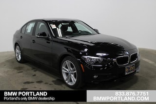 Certified Pre-Owned 2016 BMW 3 Series Car 4dr Sdn 320i RWD Portland, OR