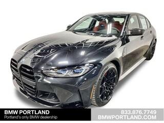 New 2021 BMW M3 Base Sedan Portland, OR