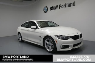 Used 2018 BMW 440i Gran Coupe in Portland, OR