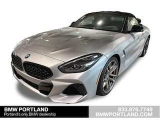 New 2021 BMW Z4 sDrive M40i Convertible Portland, OR