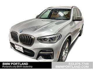 New 2021 BMW X3 M40i SAV Portland, OR