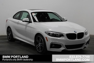 New 2020 BMW 2 Series 230i Coupe Car Portland, OR