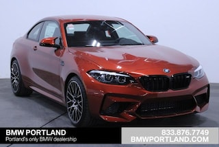 New 2020 BMW M2 Competition Coupe Portland, OR