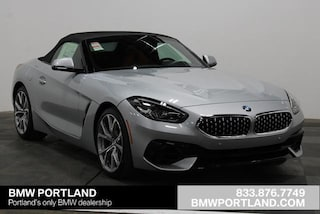 2019 BMW Z4 sDrive30i Roadster Convertible