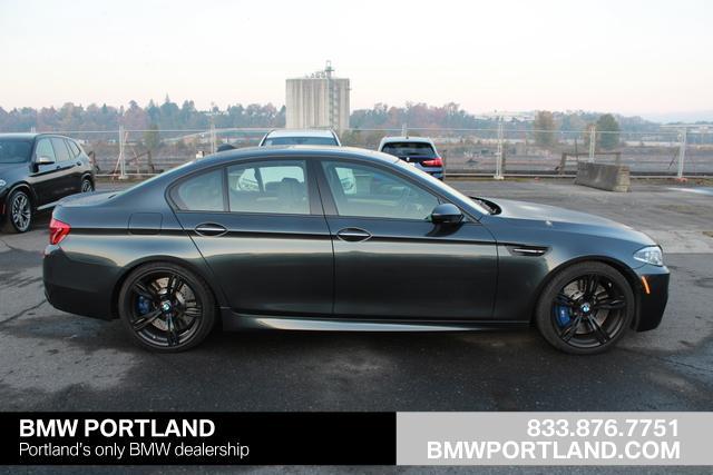 2016 BMW M5 Car 4dr Sdn