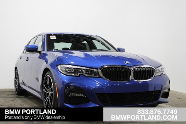 New 2019 BMW 3 Series 330i Sedan Car Portland, OR