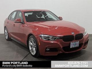 Certified Pre-Owned 2017 BMW 330i Sedan Portland, OR