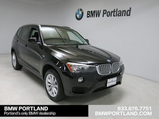 2017 BMW X3 Sport Utility xDrive28i Sports Activity Vehicle Portland, OR